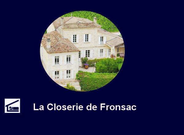 La Closerie de Fronsac